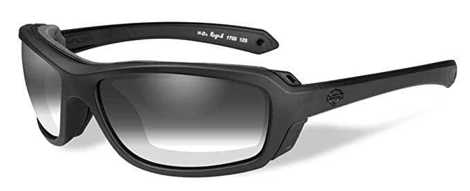 2a1877b491e Image Unavailable. Image not available for. Color  Harley-Davidson Men s  Rage LA Light Sunglasses