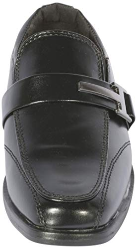 Pictures of Jodano Collection Boys Memory Foam Slip On 5