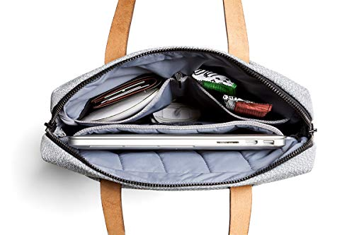 Bellroy Slim Work Tote (13 liters, 15'' Laptop) Ash by Bellroy (Image #2)