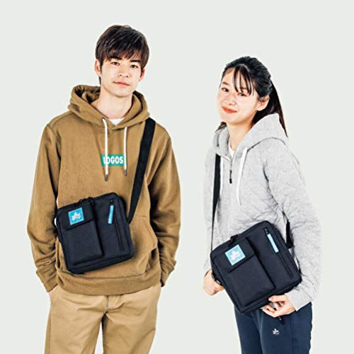 LOGOS SHOULDER BAG BOOK 画像 C