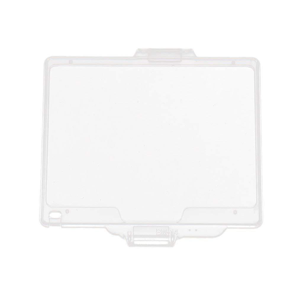 Dura cubierta Protector de Pantalla LCD BM-14 compatible con Cámara Nikon D600