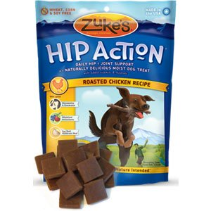 Zuke'S Hip Action Treats Chicken 1lb