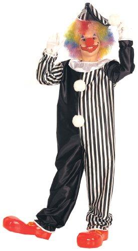 [Kids Giggles the Clown Costume - Child Medium] (Boy Clown Costumes)