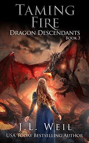 Dragon Descendants 3: Taming Fire