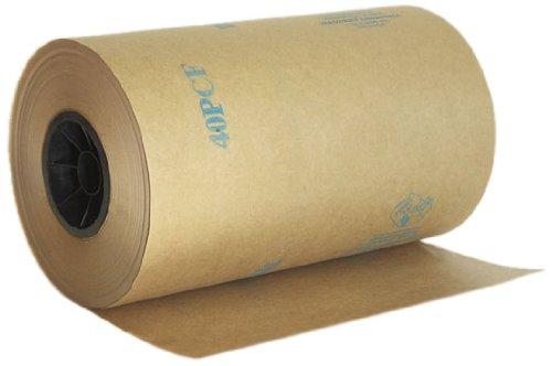 daubert-cromwell-40pcf12x200-ferro-pak-polyethylene-coated-corrosion-inhibitor-vci-kraft-paper-roll-