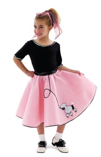 50's  (1950 Poodle Skirt)