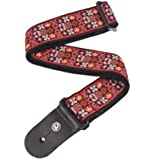 Planet Waves Woven Guitar Strap - Saugerties