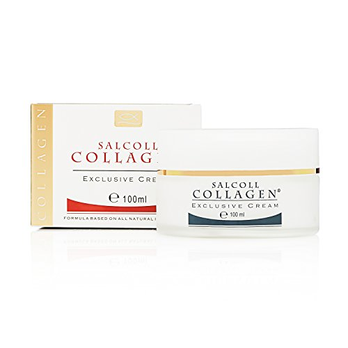 SALCOLL COLLAGEN Anti-Aging wrinkle Face cream for women - With Marine Collagen, Elastin & Essential Proteins To...
