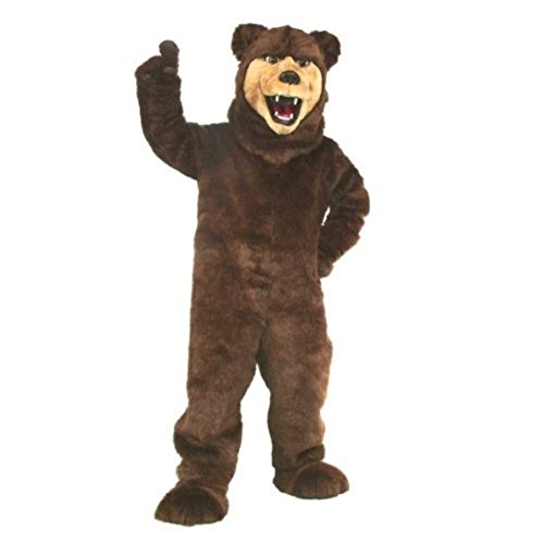 ALINCO Grizzly Bear Mascot Costume]()