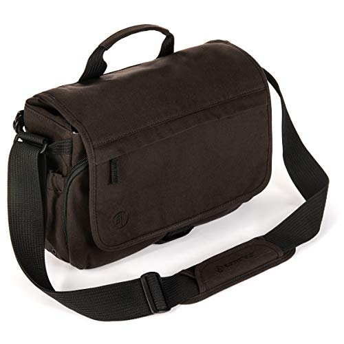 Tamrac Apache 6.2 Shoulder Bag for DSLR and Mirrorless Cameras, Small Camera Bag