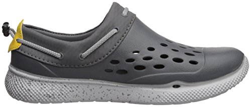 Sperry Top-Sider Men's Seafront Water Shoe Grey/Yellow outlet store locations D7aaMyo0P