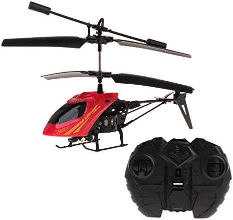 Vivianu 2CH Mini RC Hubschrauber Fernbedienung Elektro Radio Micro Aircraft 2 Kanäle
