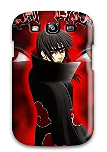 First-class Case Cover For Galaxy S3 Dual Protection Cover Narutos 8211 Naruto