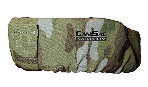 CamSac Universal Camcorder Cover (Standard, Camo)