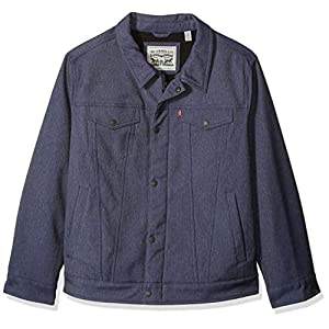 Levi's Men's Soft Shell Classic Trucker Jacket