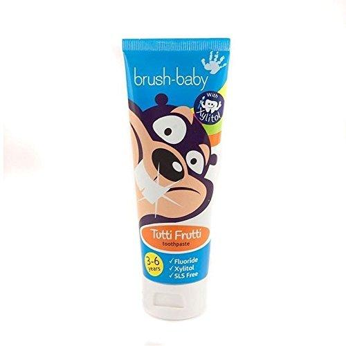 Brushbaby 3-6 нас Tutti Fruiti шүдний оо