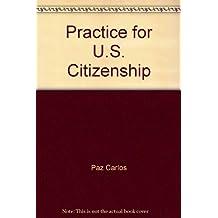 Practice for U.S. citizenship