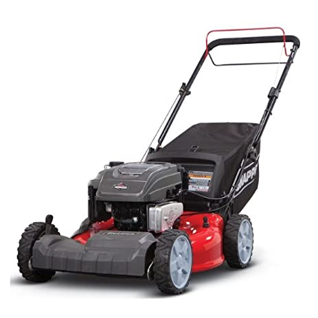 snapper lawn mower. snapper sp70 21-inch front wheel drive single speed self-propelled lawn mower with s