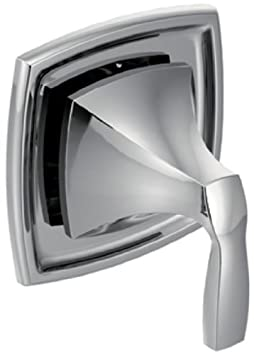 Moen T4611 Voss Transfer Valve Trim, Chrome - Single Handle Tub And Shower Faucets - Amazon.com