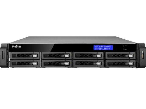 Qnap VS-8124U-RP-PRO+-US Video Recorder by QNAP