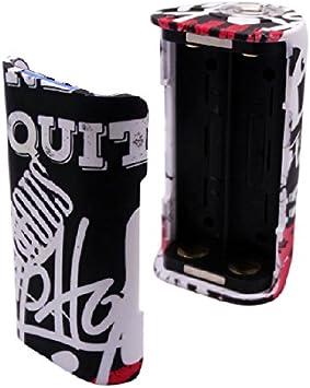 Cigarrillo Electrónico, VAPOR STORM Puma 200W Box Mod, Función de Relleno a Tope Atomizer 0.3ohm, 2ml, Función de Control de Salida de Aire, OLED 2200mAh Batería, Control de Temperatura Kit de E-Cigarrillo,