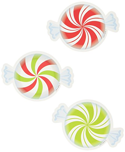 Creative Teaching Press Peppermint Candies Cut Outs, 3