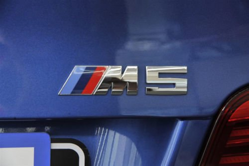 M5 TRUNK LID BOOT LOGO EMBLEM BADGE