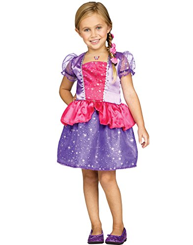 Toddler Fairy Tale Princess Costume size Small 24 Months-2T