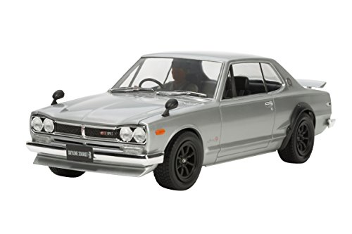 Model - Nissan Skyline 2000 Gt-r Street-custom 1:24 Scale - Tamiya (Nissan Skyline Model compare prices)