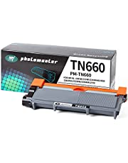 1pack PhotoMaster Compatible Brother High Yield Toner Cartridge, TN660, TN630 Replacement Black Toner (1pk)
