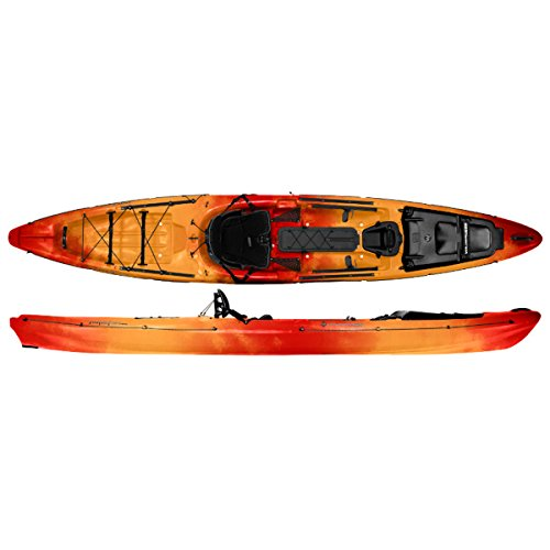 Wilderness Systems Thresher 155 Kayak Mango (orange/yellow blend)
