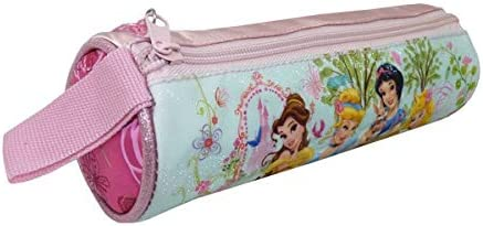 Princesas Disney – Estuche escolar Princesas Disney 22 cm relieve: Amazon.es: Juguetes y juegos