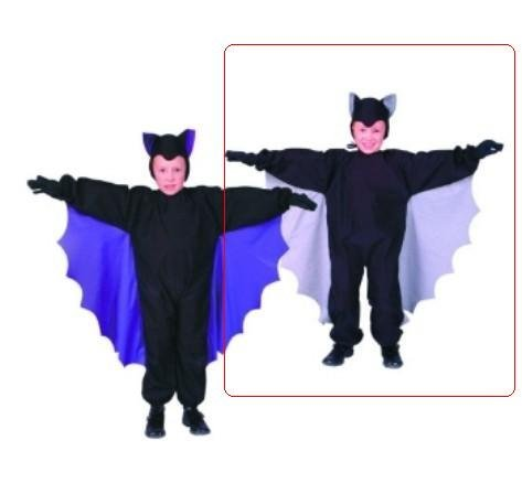 Costume Cute T-bat - RG Costumes Cute-T-Bat Child Costume, Grey