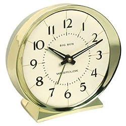 Westclox Big Ben 1964 Classic Quartz Analog Alarm Clock