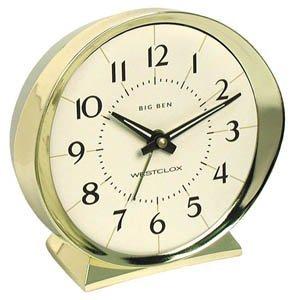 4 Classic Quartz Analog Alarm Clock ()