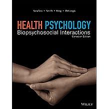 Health Psychology, Canadian Edition