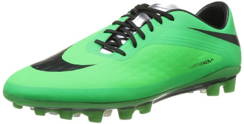 Nike Mens Hypervenom Phatal Fg Soccer Cleat Green