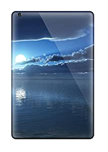 Theodore J. Smith's Shop New Style For Ipad Mini 2 Tpu Phone Case Cover(moon Time)