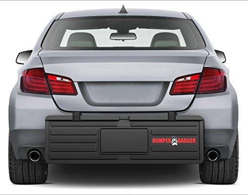 BumperBadger CLASSIC EDITION – 2016 New Design – The BEST Rear Bumper Protector and Rear Bumper Guard For Outdoor Street Parking