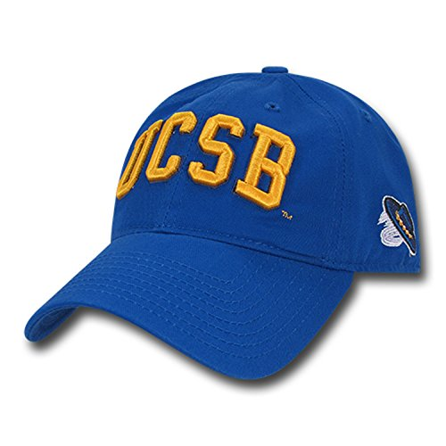 (University of California Santa Barbara UCSB Gauchos Cotton Polo Style Baseball Ball Cap Hat)