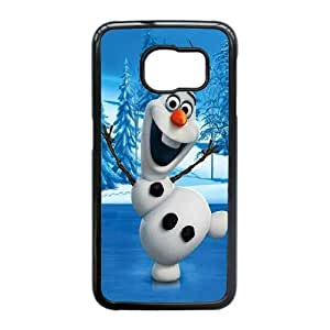 Cool Design Case For Samsung Galaxy S6 Edge Frozen Fever Phone Case