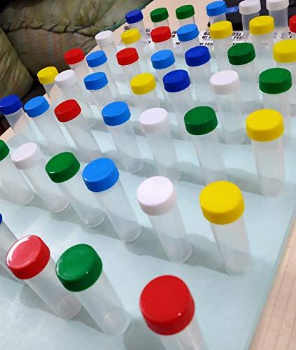 MEDIPLASTICS 2 DRAM HOMEOPATHIC BOTTLE (Pill bottle) (100 pieces) Price & Reviews
