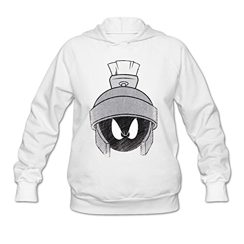 MAGGO Marvin The Martian Creative Sketch Sweatshirt Womens (Deadmau5 Out Of Costume)