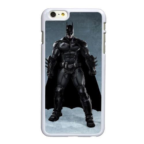 N5L95 Batman Arkham origines P2U0AU coque iPhone 6 Plus de 5,5 pouces cas de couverture de téléphone portable coque blanche WT9OQP4HI