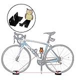 Clothink Bike Wall Mount Storage Hanger Bicycle
