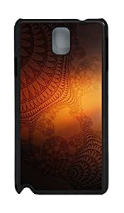 Samsung Note 3 Case Mosaic Pattern PC Custom Samsung Note 3 Case Cover Black