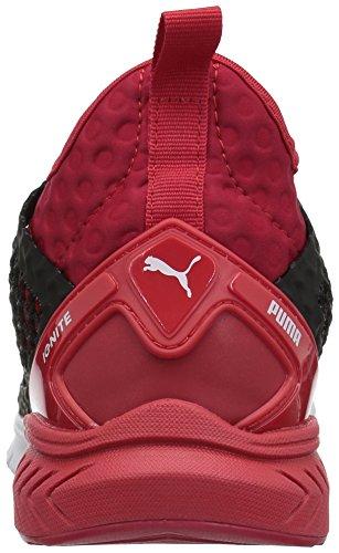 Toreador Noir Pour puma Ignite Hommes Sneaker Dual Netfit dUqdfO