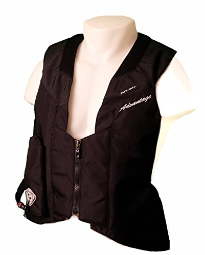 Hit Air LV Equestrian Light Weight Airbag Vest