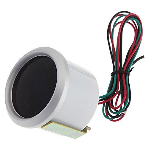52mm Coche Auto Tacho tacómetro Gauge Medidor Digital de LED Azul RPM