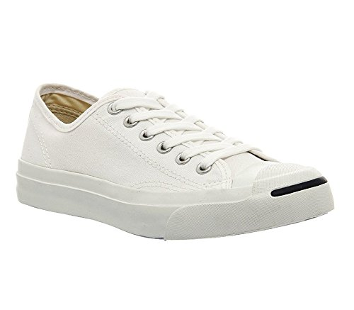 Converse Jack Purcell Cp Ox, White, M - Jack Leather Converse Purcell